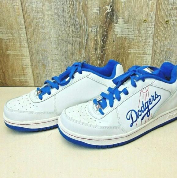 abd7efdc Reebok Stitched LA Dodgers Athletic Shoes Men's 6